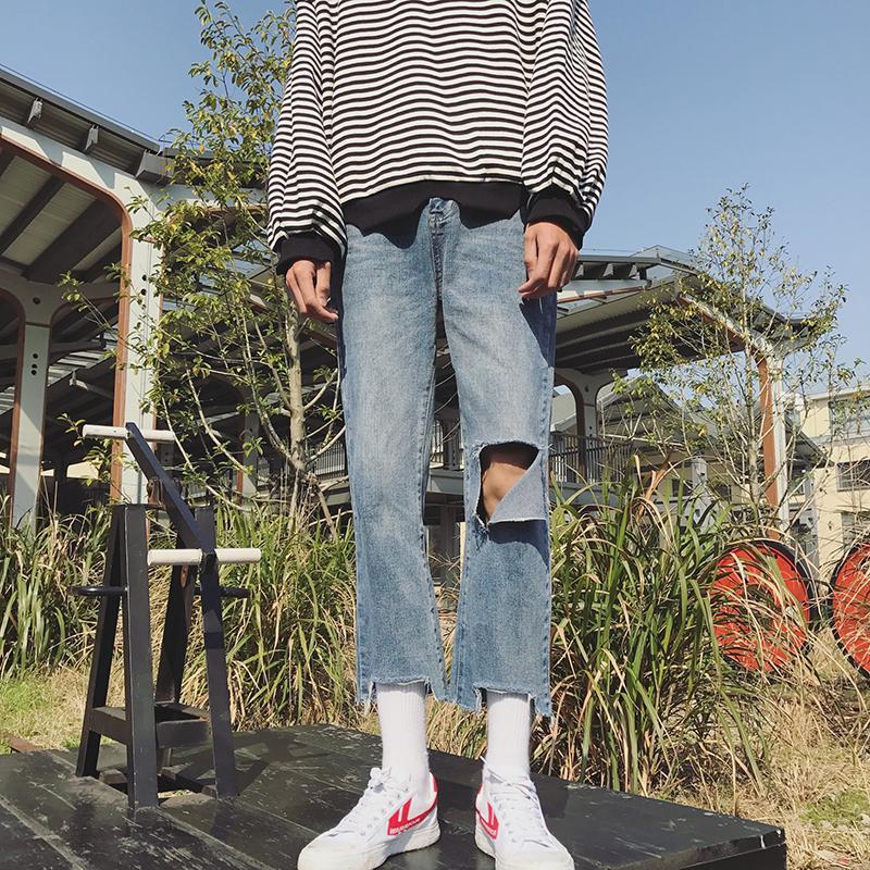 กางเกงยีนส์ Sty.Ulzzang [DENIM-26] -ระบุไซต์-