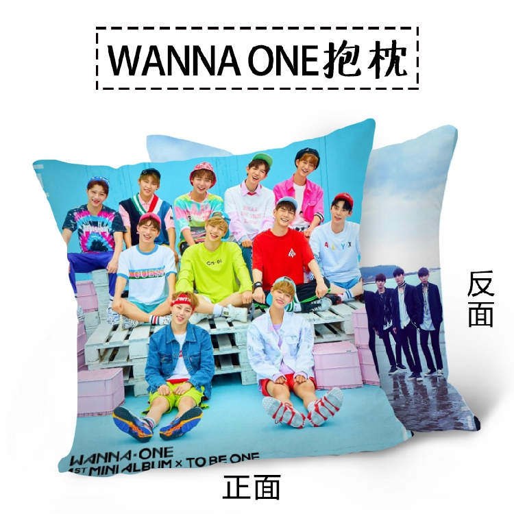 หมอน WANNA ONE To be One