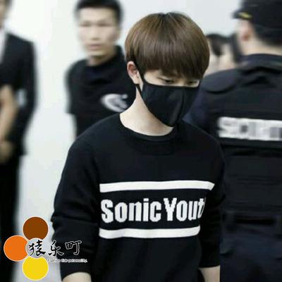 Sweater SONIC Youth Sty.DO -ระบุสี/ไซต์-