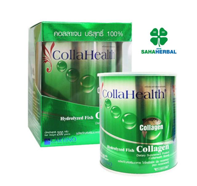 CollaHealth Collagen คอลลาเฮลท์ คอลลาเจน SALE 60-80% ฟรีของแถมทุกรายการ