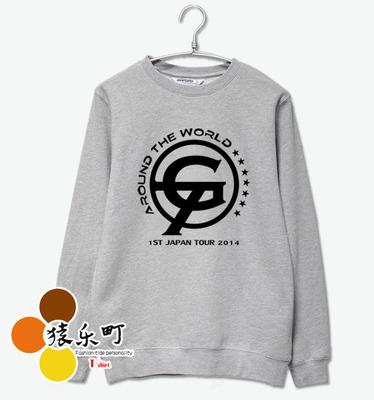 Sweater Around The World GOT7-ระบุสี/ไซต์-