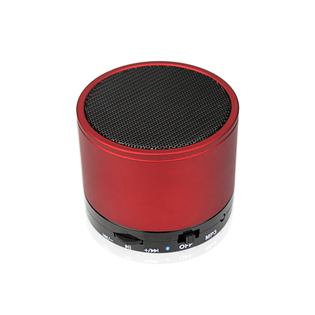ลำโพง Bluetooth mini Red