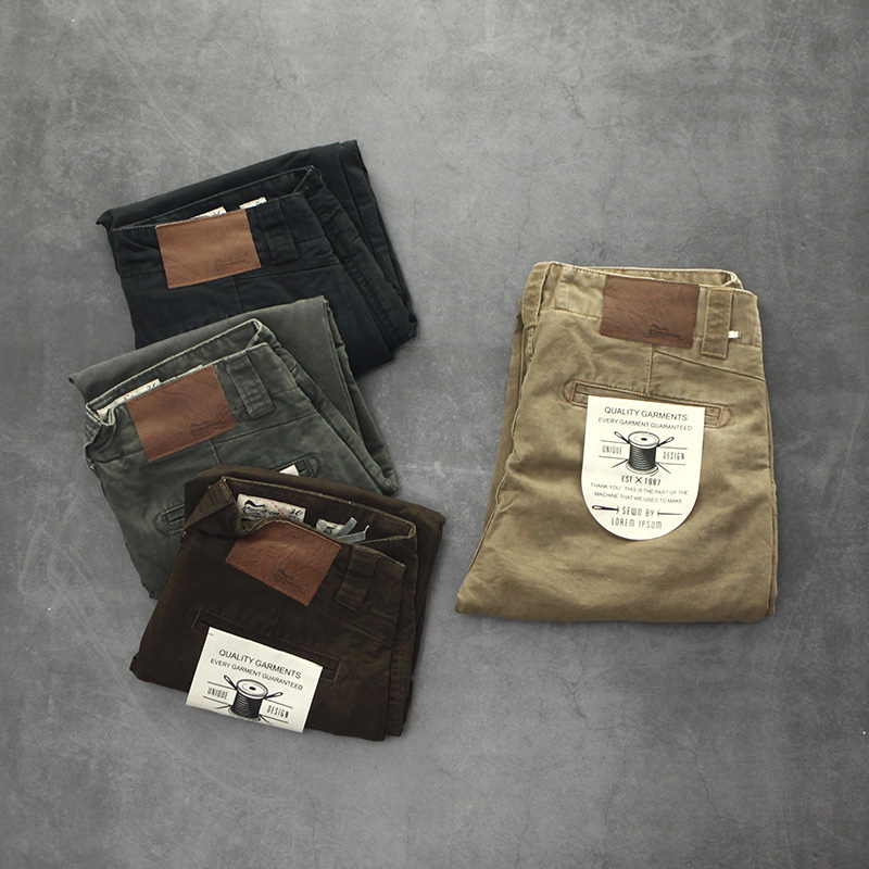 *Pre Order*กางเกงลำลอง OldSaints 3208 American leisure size 29-36