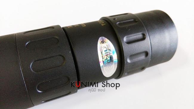 กล้องส่องทางไกลตาเดียว Nikula ซูมได้ 10-30 เท่า (10-30x25mm)
