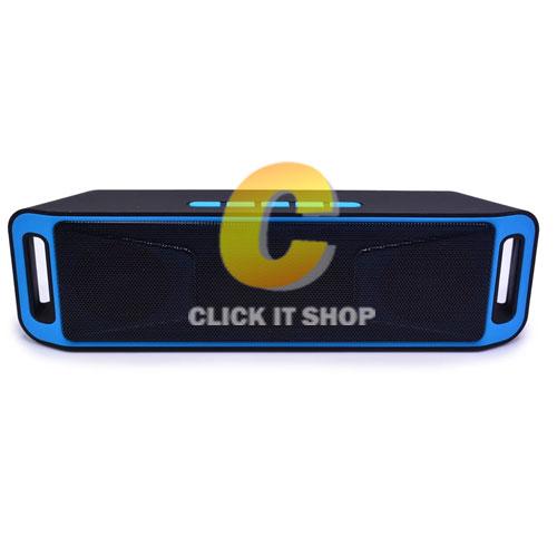 ลำโพง Bluetooth Speaker รุ่น A2DP (Blue)