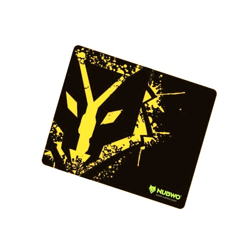 """Mouse PAD NUBWO """"NPX7"""" Yellow"""