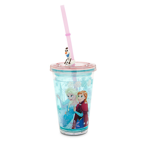 z Frozen Tumbler with Straw
