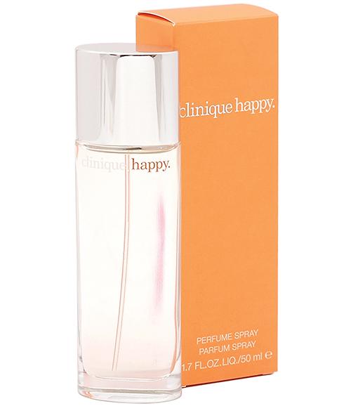 ** พร้อมส่งลด 50% ** cliinique happy prefume spray 0.237fl.oz / 7 ml ขนาดทดลอง ไมมีกล่อง