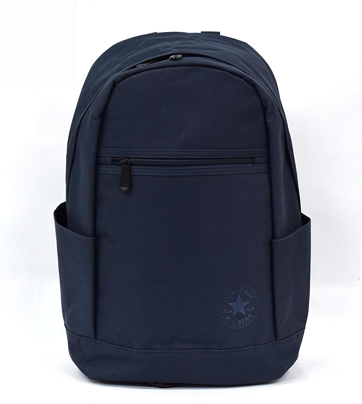 CONVERSE กระเป๋าสะพาย รุ่น Chuck Bis Fifth Backpack - 126000991NY-F (Navy)