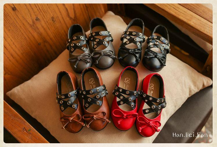 รองเท้าเด็กผู้หญิง
