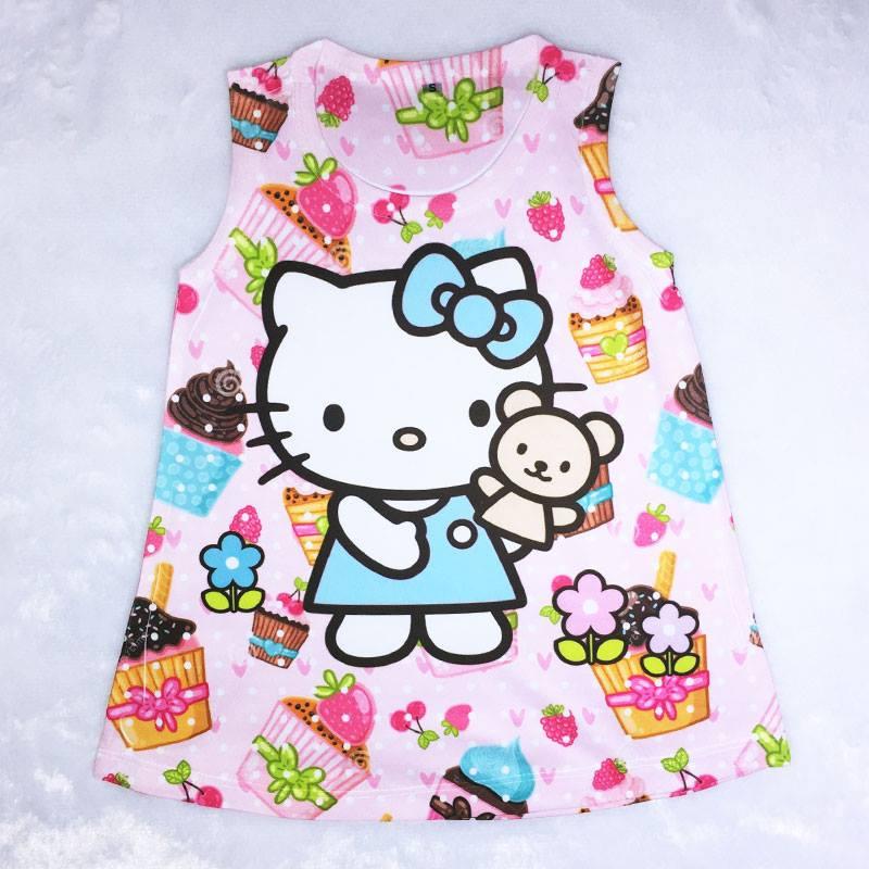 (พร้อมส่ง) ชุดเดรสเด็ก Size XL (4-6 ปี)