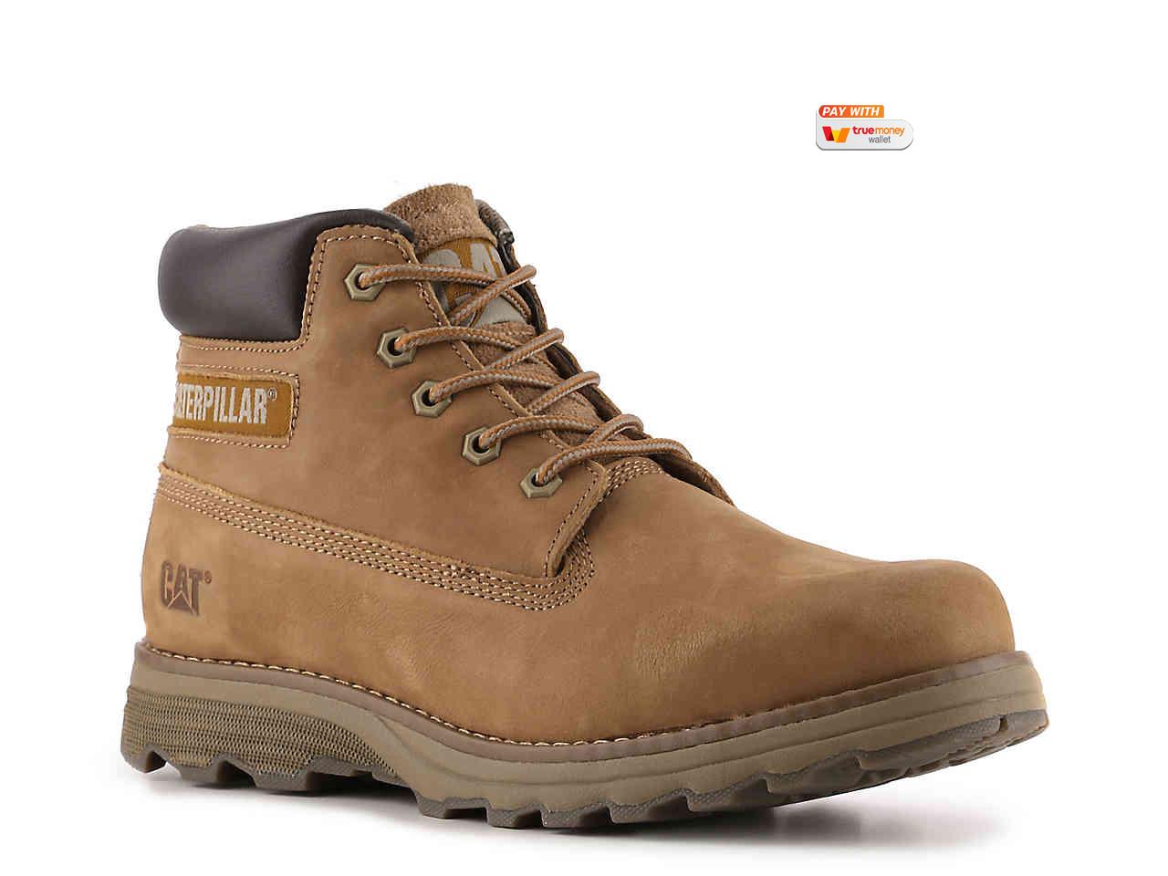 รองเท้า Caterpillar FOUNDER BOOT กันน้ำ Size 40 - 45