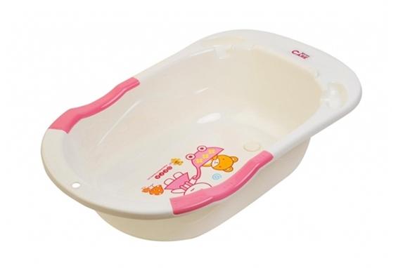 อ่างอาบน้ำเด็ก Moderncare รุ่นขอบจับ
