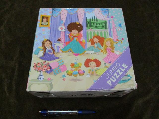 จิ๊กซอว์ 25 ชิ้น princesas