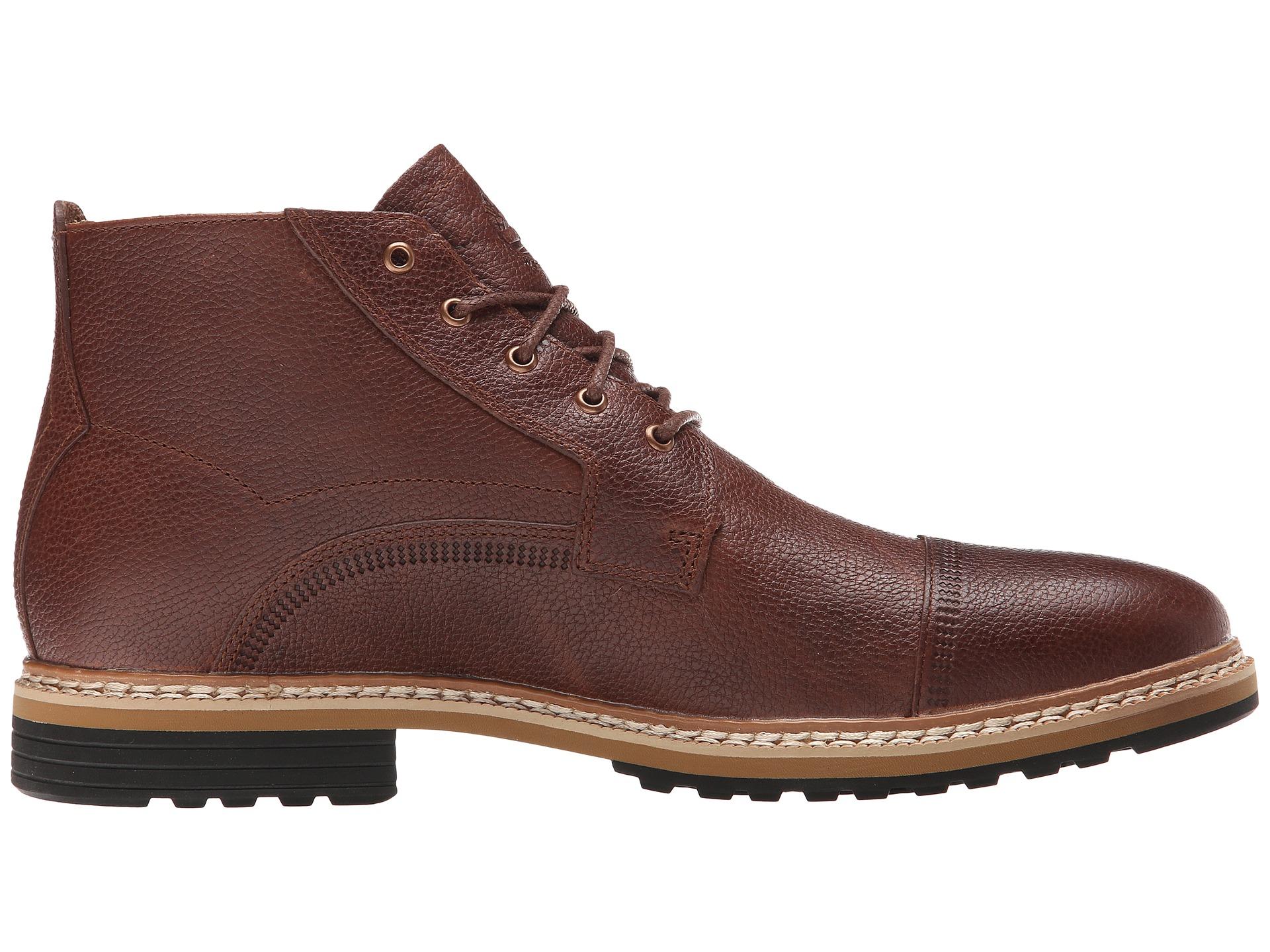 รองเท้าหนัง Timberlands Men's West Haven Waterproof Chukka พร้อมกล่อง