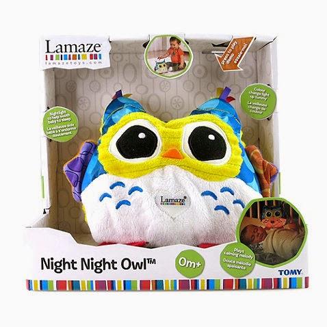 Lamaze Night Night Owl นกฮูกกลางคืน