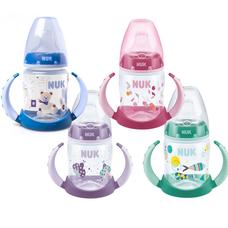 NUK ถ้วยหัดดื่มลายน่ารักสำหรับน้อง 6-18เดือน