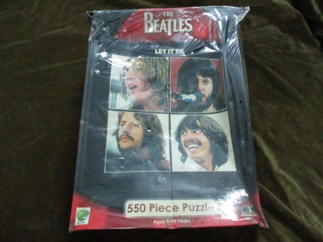 จิ๊กซอว์ 550 ชิ้น The Beatles