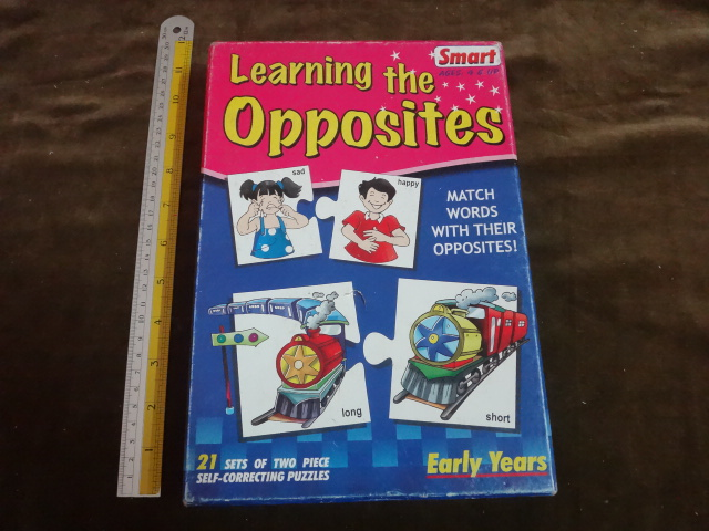 learning the opposites