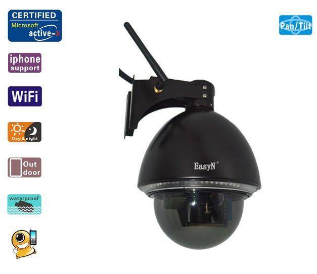 กล้องวงจรปิดไร้สาย EasyN F-M1BF Wireless IP Camera