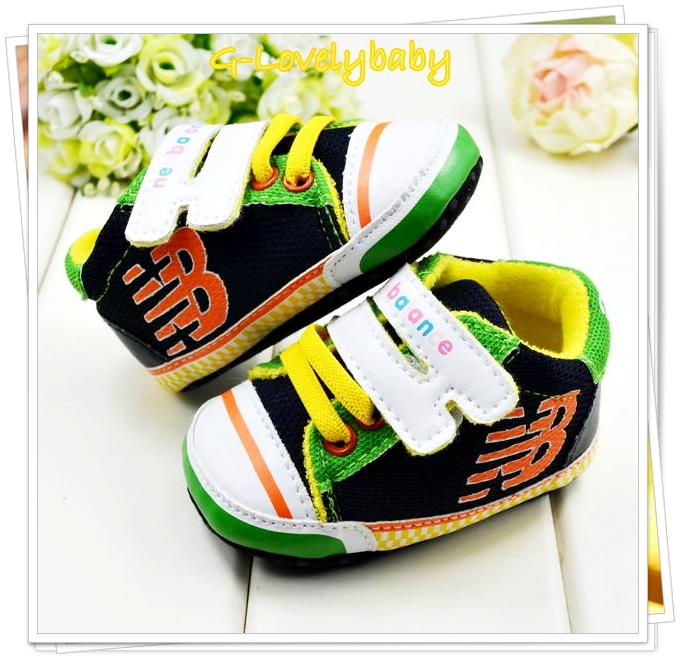 Pre-walker Infant Shoes รองเท้าเด็ก รองเท้าเด็กวัยหัดเดิน Size 2
