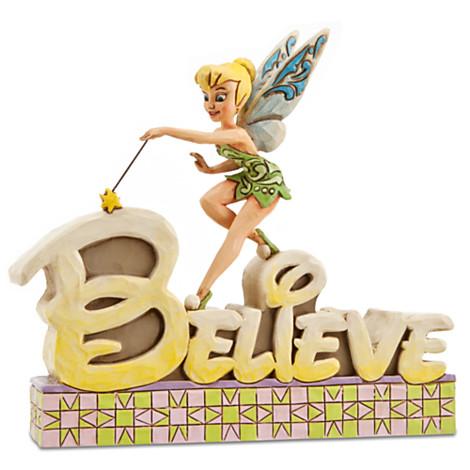 z ''Believe'' Tinker Bell Figurine by Jim Shore