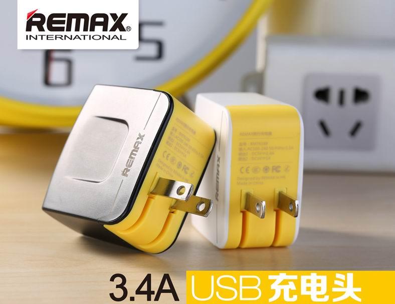 REMAX USB x 2 3.4A