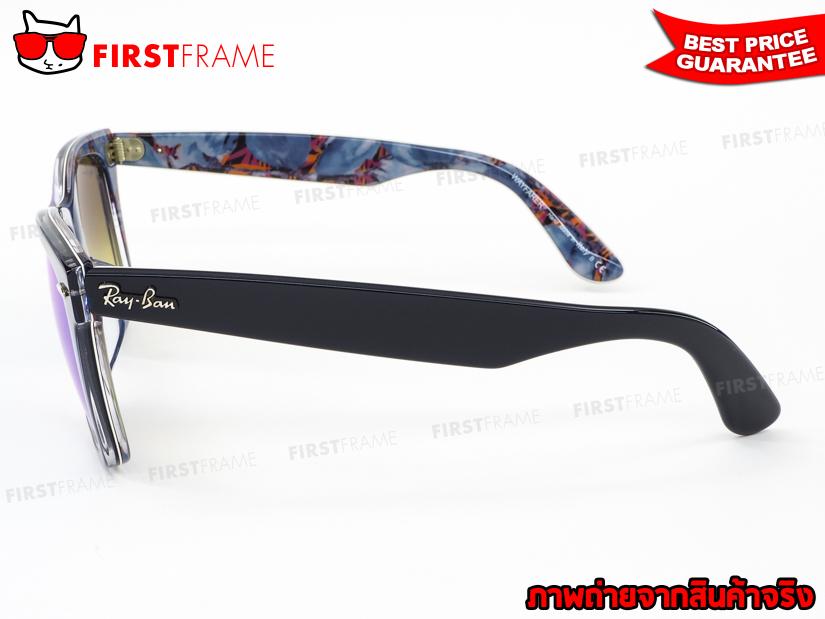 แว่นกันแดด RayBan RB2140F 11984O ORIGINAL WAYFARER3