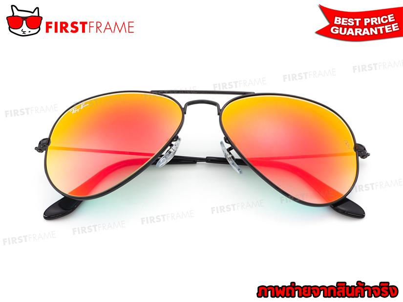 แว่นกันแดด RB3025 002/4W AVIATOR LARGE METAL1