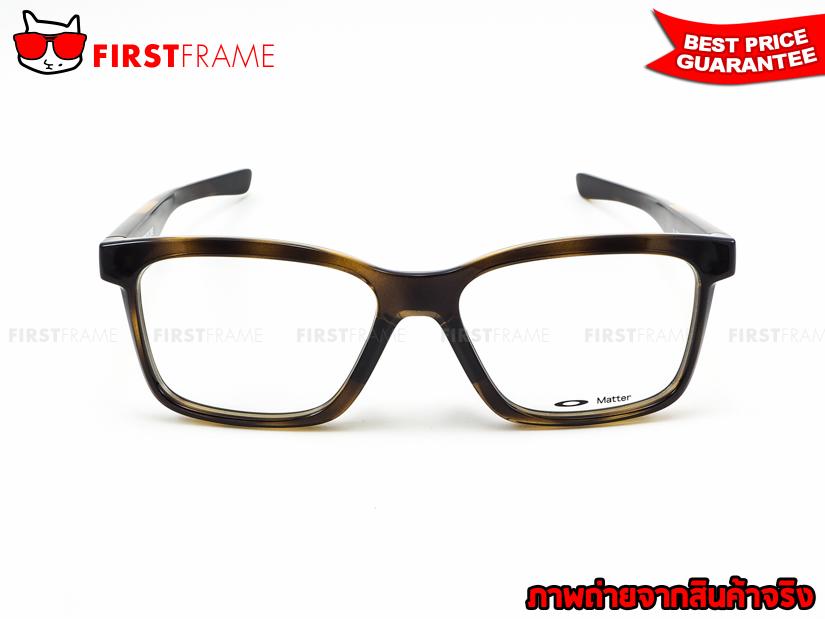 แว่นสายตา OAKLEY OX8069-02 FENCELINE 2