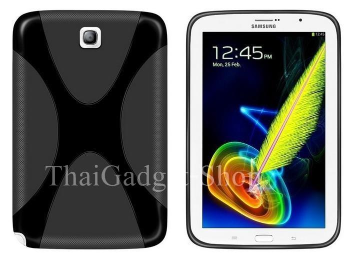 เคส Samsung Galaxy Note 8 Soft TPU Gel ลาย X ตรงรุ่น เคสนิ่ม Note 8.0