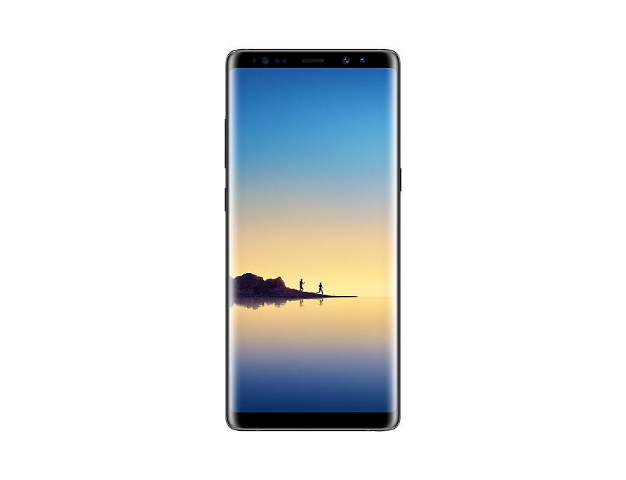 ซัมซุง Samsung Galaxy Note 8 ขนาด 64GB สีดำ