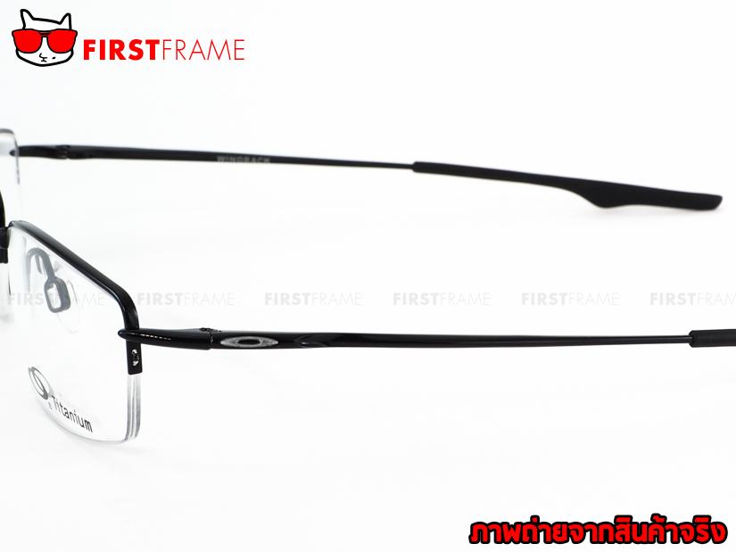 แว่นสายตา OAKLEY OX5089-01 WINGBACK Titanium 4