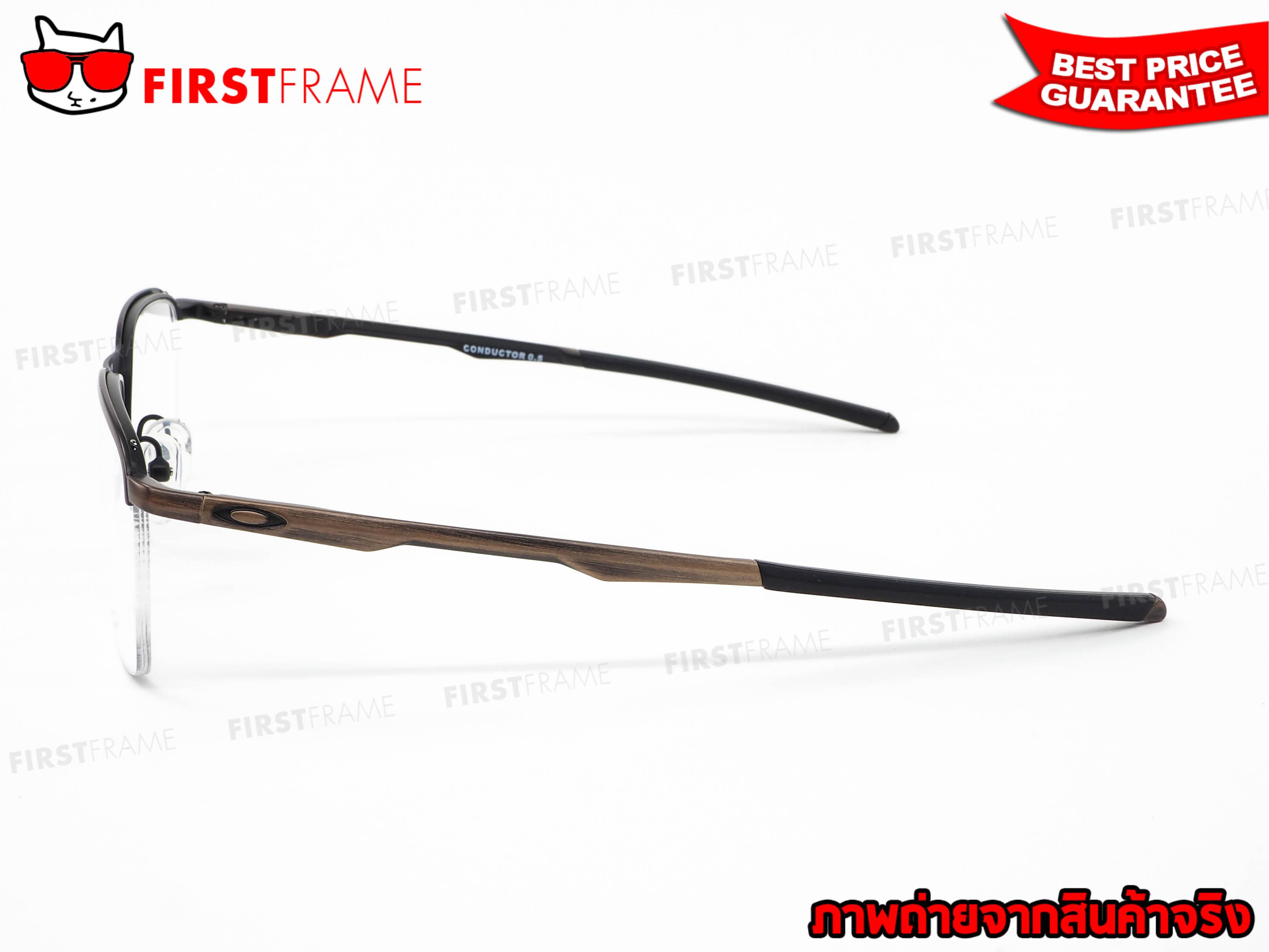 แว่นสายตา OAKLEY OX3187-04 CONDUCTOR 0.5 3