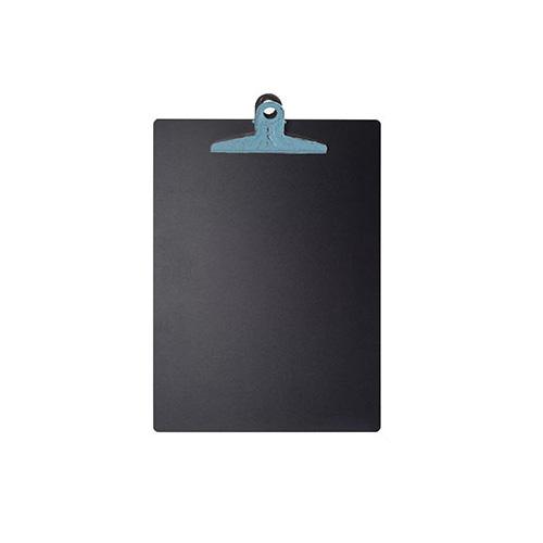 MDF Chalkboard Clipboard (Blue)