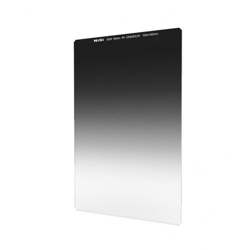 Nisi 100x150mm Nano IR Soft GND8 (0.9) – 3 Stop