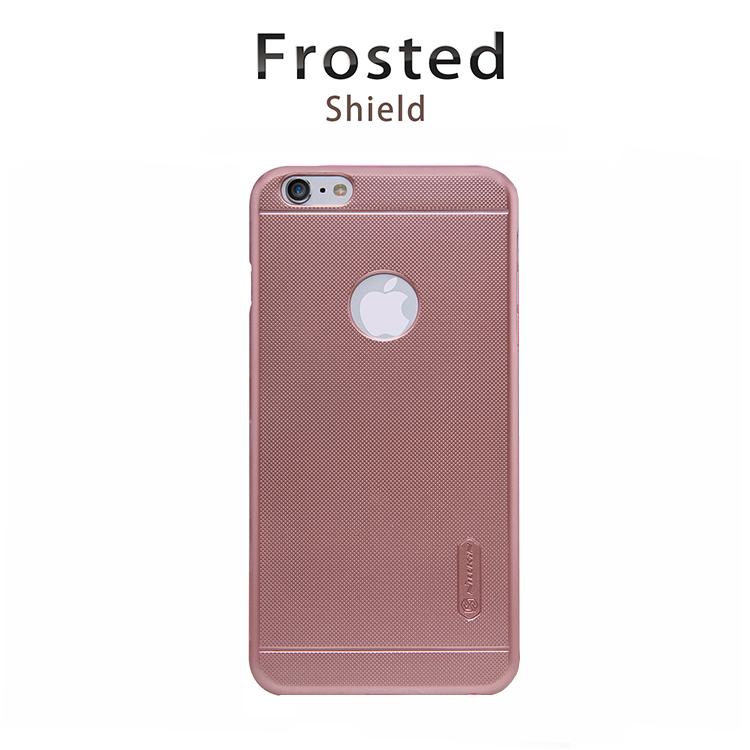 เคสไอโฟน6/6S ฝาหลัง nillkin Super Frosted Shield สีโรสโกลด์