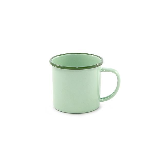 Enamel Mug 9cm (PaleGreen)