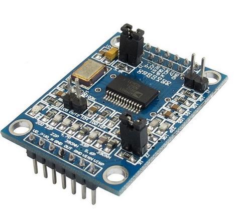 AD9851 DDS Signal Generator Module (0 - 70 MHz)