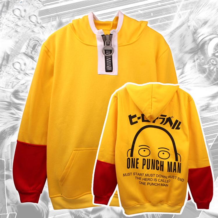 เสื้อฮู้ดกันหนาวไซตามะวันพั้นแมน (รุ่น 2)