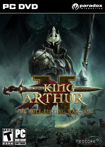 King Arthur II The Roleplaying Wargame ( 4 DVD )