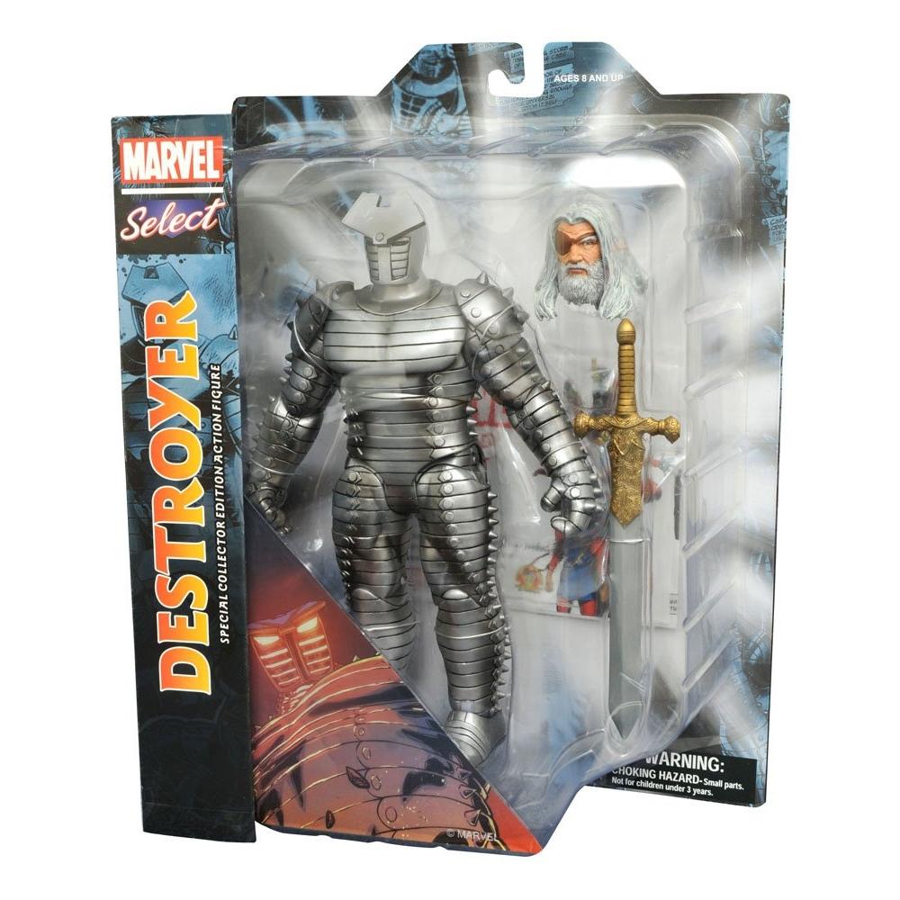 DST Marvel Select Destroyer Figure (ของแท้ลิขสิทธิ์)