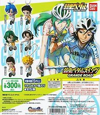 Gashapon: Yowamushi-Pedal-Grande-Road-Bandai-Gashapon-Bicycle-Riding 01