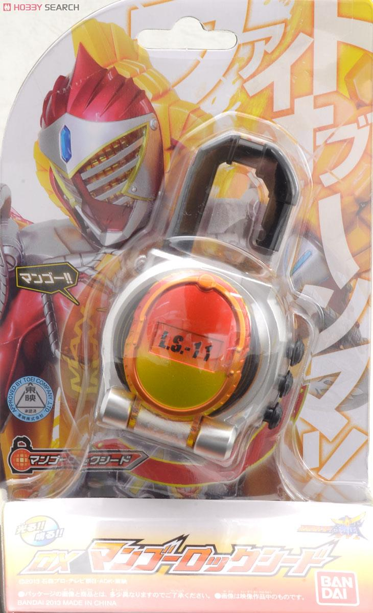 DX Rider: Mango Lock Seed