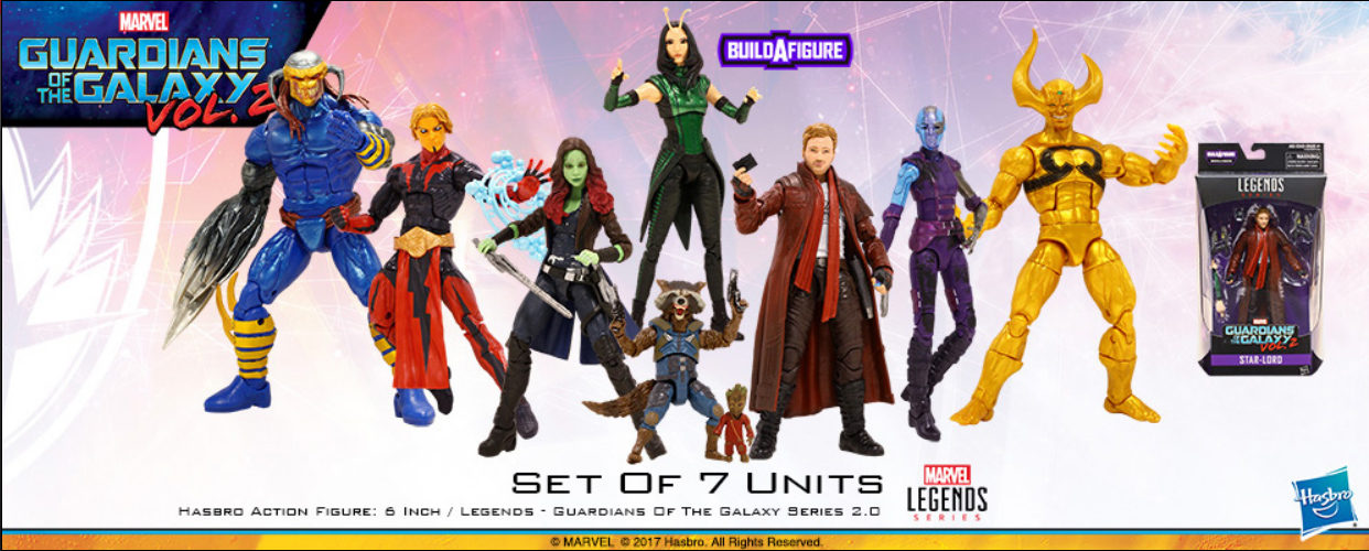 "Marvel Legends 6/"" figure Adam Warlock Mantis series complete /& excellent"