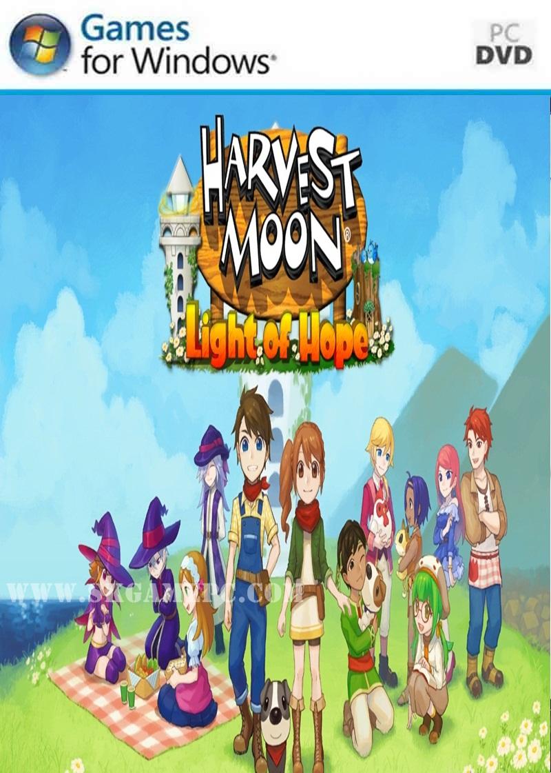 Harvest Moon Light Of Hope ( 1 CD )