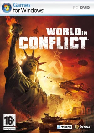 World in Conflict ( 2 DVD )