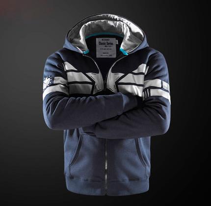 เสื้อฮู้ดกันหนาวกัปตันอเมริกา Captain America 2(2015)