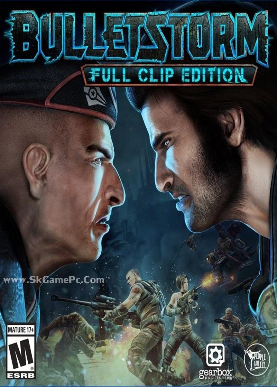 Bulletstorm Full Clip Edition ( 3 DVD )