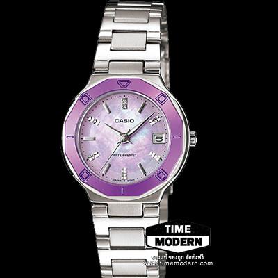 นาฬิกา Casio Standard Analog-Ladies รุ่น LTP-1366D-6ADF